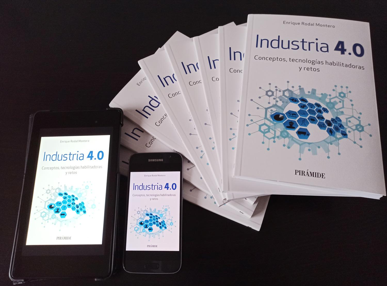 Libro Industria 4.0 Enrique Rodal